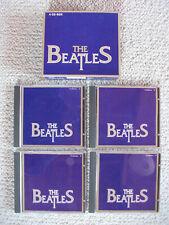 THE BEATLES 4 CD-Box Set *selten*