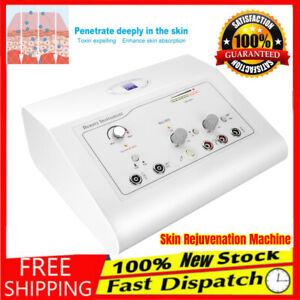 4in1High Frequency Galvanic Vacuum Spray Facial Beauty Machine Vacuum Spray
