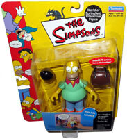 Simpsons Pin Pal Homer Action Figure WOS MOC Series 2 RARE Toy Intelli-Tronic