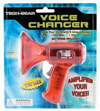 "(Pack of 2) Toysmith 3.5"" Small Voice Changer- Colors Vary-AGES 5+   SPECIAL!!!!"