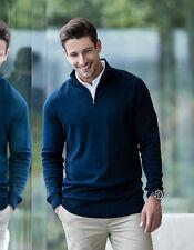 Herren-Pullover & -Strickware im Troyer aus Baumwolle in normaler Größe