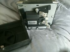 Bell & Howell Autoload Super 8 / Regular 8 Compatible Movie Projector 456A
