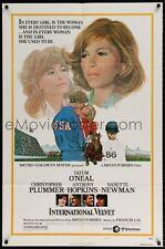 INTERNATIONAL VELVET MOVIE POSTER style B 1sh '78 Tatum O'Neal