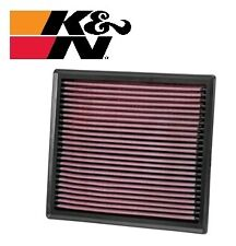 K&N AIR FILTER 33-3002 to suit ISUZU DMAX & MU-X | 2013, 2014, 2015, 2016, 2017