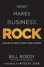 What Makes Business Rock: Building the World?s Largest Global Networks