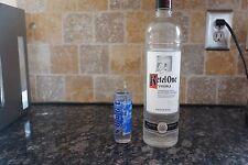PROOF & TRALLE % Hydrometer/Alcoholmeter for Moonshine,Vodka -size 3.52in.RT/57z