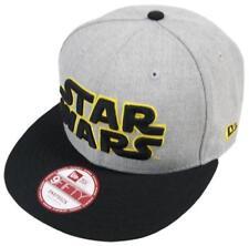 Gorras y sombreros de hombre negras 100% algodón talla M