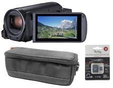 Canon Legria HF-R88 + 32GB + Tasche ! HF R88 + Zubehörpaket R 88