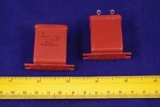 2uF 200V 10% MBGN-2 Paper PIO Audio Capacitors HIGH DURABILITY, NEW, 4pcs
