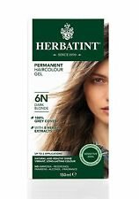 Phytoceutic herbatint Tinta Permanente in Gel per Capelli 6 N/biondo scuro