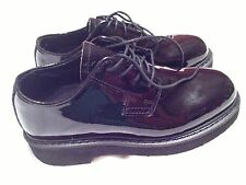 Rocky 510-8 High Gloss Dress Leather Oxford Shoes Size  4  MEDIUM