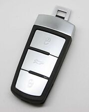 FITS VW Passat Passat CC 3 Button Remote Key FOB replacement Case with blade