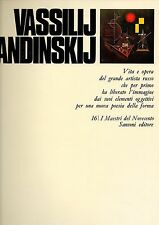 Vassilij Kandinskij Sansoni Editore Firenze 1977