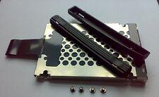 Lenovo Thinkpad X200s T400 R400 Hard Drive Caddy & Rail