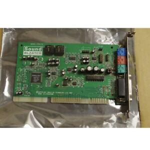Creative VIBRA 16XV CT2511SBT CT4170 ISA Sound Card Sound Blaster Vintage