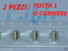 TASTO TASTINO PULSANTE (2pezzi) POWER SWITCH SAMSUNG GT S6500 i9020 S5530 i9305