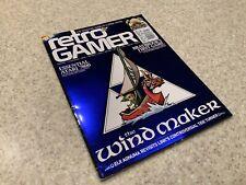 Retro Gamer Magazine Issue 121 Zelda The Windmaker - Reflective Blue Cover!