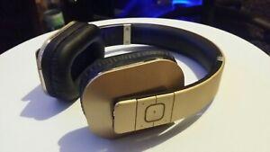 August EP650 Bluetooth v4.2 NFC Kopfhörer ★GOLD Edition★ NEU!