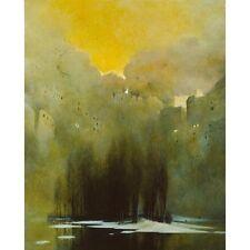 Beksinski Art Painting on canvas 23.6'' x 29.1'' LEGAL!
