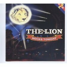 Lion rocks tonight (1992) Europe, Cheap Trick, Golden Earring, Gary Moo.. [2 CD]