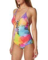 Women's Billabong Rio Heat One Piece Swimsuit. Size 8-10. NWT, RRP $89.99.