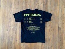 EPHEMERA Album T-Shirt
