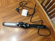 Revlon Model RVIR1081 Curling Iron 1 1/2 inch Ceramic Barrel Preowned