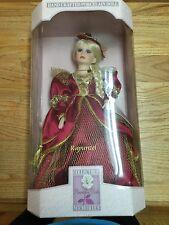 """Collectible Memories Porcelain Doll: """"Rapunzel"""""""