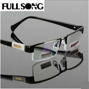 Titanium Alloy Antirrflective coated with box Senator oculos gafas de lectura bu