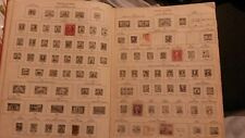 2 book lot of Stamps word book old