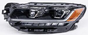 OEM Volkswagen Passat Left Driver Side LED Headlamp 561-941-035-B