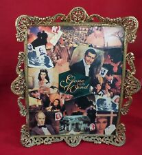 Gone with the Wind Collage-Framed and Handmade-GWTW