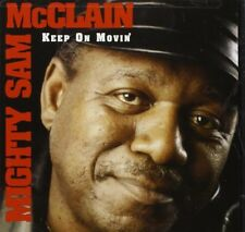Mighty Sam McClain - Keep on Movin [New CD]