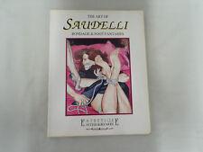 The art of Saudelli – Bondage & foot fantasies – 1992