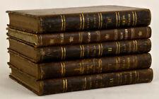 Leather Original 1700-1799 Antiquarian & Collectable Books