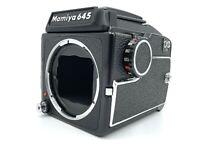 【Near Mint】 Mamiya M645 Waist Finder Camera Body only from Japan