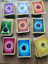 Pokemon 100 Card Mixed Basic Energy Bulk Lot!!