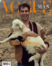 VOGUE MAN POLSKA  2/2019 - Jan Kortajarena - Polish Magazine