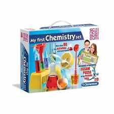 Science Museum My First Chemistry Set Toy By Clementoni 80 Activities NEW BOXED