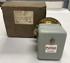 Furnas 69hau3 Pressure Control Switch 30 40 Psi Nos