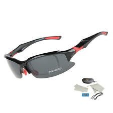 Professional Polarized Cycling Glasses Sports Outdoor Sunglasses Goggles STS018
