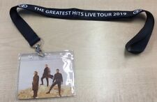 2019 TAKE THAT GREATEST HITS TOUR LANYARD AVAILABLE IN BLACK WITH TOURS DATES