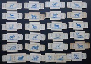 Cigarette Trade Cards: Carreras Turf Famous Dog Breeds