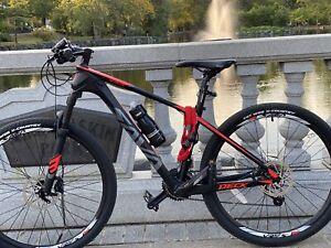 "Carbon MTB, 27 speed, Large, 19"" frame, 29"" wheels, SHIMANO, German design"