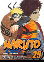 Naruto Vol 29 by Masashi Kishimoto 2008 VIZ Media Manga English