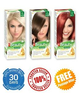 Hair Dye Colourant MM Beauty Phyto & Colour Complex Different Shades