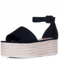 Womens Platform Espadrille Sandals Pumps Shoes Sz 5-10
