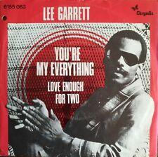 "Lee Garrett - You're My Everything - Vinyl 7"" 45T (Single)"