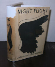 Night Flight By Antoine De Saint-exupery Signed Photo 1st Hcdj 1932 $1.75