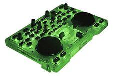 Oportunidad Hercules control Glow - consola DJ color verde y negro